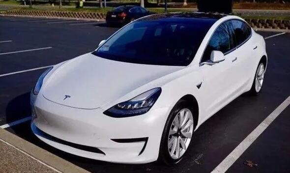 新能源购车补贴最高可获4万,特斯拉Model 3无缘