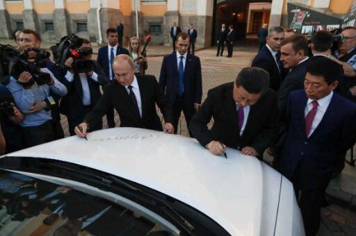 无畏疫情 长城汽车在俄销量同比增长89% 市占率稳中有升