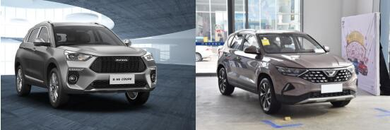 无论是价格还是配置,新哈弗H6 Coupe实力碾压捷达VS5没商量