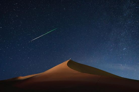 1676KM追星逐月,欧蓝德观星之旅探索 与智者同行