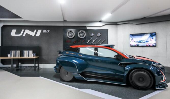 长安UNI-K正式上市 定位中大型SUV 售价15.39万元-18.49万元